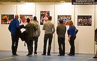 21-12-13,Netherlands, Rotterdam,  Topsportcentrum, Tennis Masters, Photo exposition<br /> Photo: Henk Koster