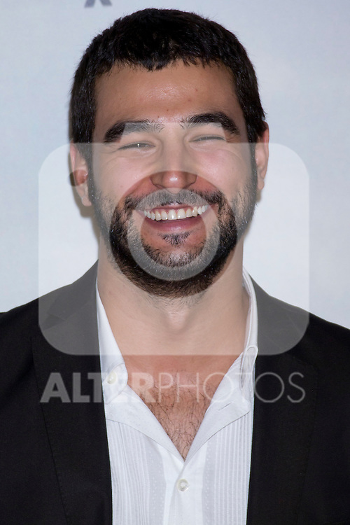 08.10.2012. Celebrities attend the premiere of Kinepolis Cinema in Madrid of the movie 'The Impossible'. Directed by Juan Antonio Bayona and starring by  Naomi Watts and Tom Holland. In the image Antonio Velazquez (Alterphotos/Marta Gonzalez)