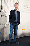 """Carlos Hipolito during the photocall of the start filming the spanish film """"1898. Los ultimos de Filipinas"""" in Madrid. May 05, 2016. (ALTERPHOTOS/BorjaB.Hojas)"""
