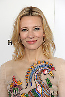 LOS ANGELES - FEB 27:  Cate Blanchett at the 2016 Film Independent Spirit Awards at the Santa Monica Beach on February 27, 2016 in Santa Monica, CA