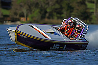 Mike Buturla, JS-1   (Jersey Speed Skiff(s) and James Wardell, JS-132