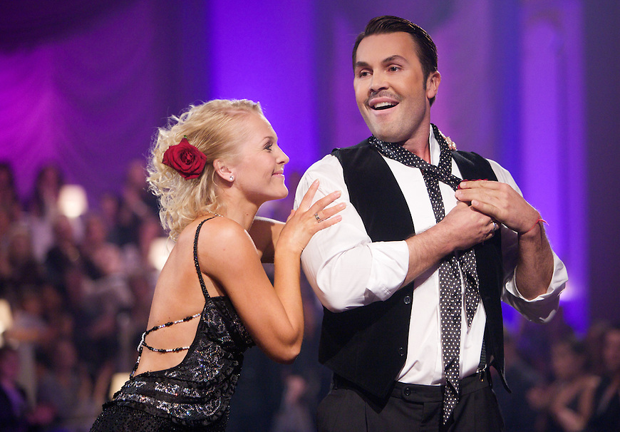 Oslo, 20091024. Skal vi danse. Gyda Bloch Thorsen og Jan Thomas
