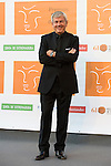 Carlos Sobera poses for the photographers during 2015 Theater Ceres Awards photocall at Merida, Spain, August 27, 2015. <br /> (ALTERPHOTOS/BorjaB.Hojas)