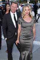LOS ANGELES, CA, USA - JULY 19: Martyn LeNoble, Christina Applegate at the 4th Annual Celebration Of Dance Gala Presented By The Dizzy Feet Foundation held at the Dorothy Chandler Pavilion at The Music Center on July 19, 2014 in Los Angeles, California, United States. (Photo by Xavier Collin/Celebrity Monitor)