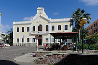 Rathaus in Mindelo, Sao Vicente, Kapverden, Afrika