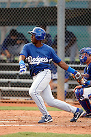 Taiwan Perry ---  AZL Dodgers - 2009 Arizona League.Photo by:  Bill Mitchell/Four Seam Images