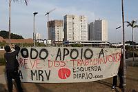 05/08/2021 - TRABALHADORES DA RMV FAZEM PROTESTO