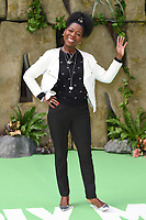 """Floella Benjamin<br /> arriving for the """"Early Man"""" world premiere at the IMAX, South Bank, London<br /> <br /> <br /> ©Ash Knotek  D3369  14/01/2018"""
