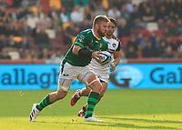 9th October 2021; Brentford Community Stadium, Brentford, London; Gallagher Premiership Rugby, London Irish versus Leicester Tigers; Sean O'Brien of London Irish