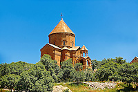 10th century Armenian Orthodox Cathedral of the Holy Cross on Akdamar Island, Lake Van Turkey 71