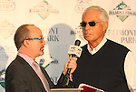 Post Position Draw for the 145th running of the Grade 1 Belmont Stakes - Trainer D. Wayne Lukas, of Preakness winner Oxbow, and of Will Take Charge