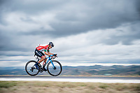 Nelson Oliveira (POR/Movistar)<br /> <br /> Men's Elite Road Race from Imola to Imola (258km)<br /> <br /> 87th UCI Road World Championships 2020 - ITT (WC)<br /> <br /> ©kramon