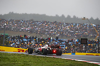 10th October 2021; Formula 1 Turkish Grand Prix 2021 Race Day Istanbul Park Circuit, Istanbul, Turkey;  99 GIOVINAZZI Antonio ita, Alfa Romeo Racing ORLEN C41