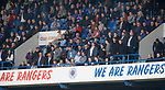 05.05.2019 Rangers v Hibs: Rangers fans