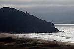 United States of America, California, Big Sur Coastline: Point Sur Lightstation | Vereinigte Staaten von Amerika, Kalifornien, Big Sur Kueste: Point Sur Leuchtturm