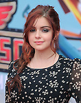Ariel Winters attends The Disney PLANES: FIRE & RESCUE Premiere held at The El Capitan Theatre in Hollywood, California on July 15,2014                                                                               © 2014 Hollywood Press Agency