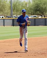 Reggie Preciado - Chicago Cubs 2021 spring training (Bill Mitchell)