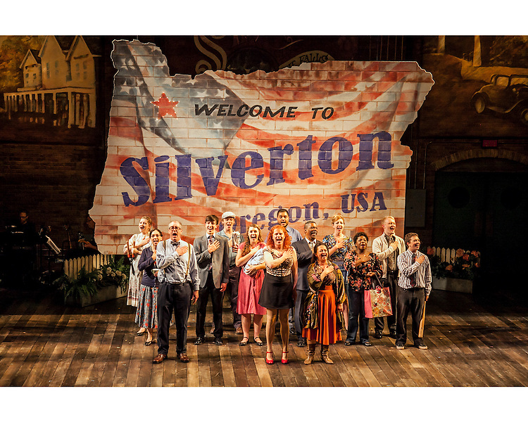 Stu for Silverton written by Peter Duchan and directed by Andrew Russell with original music by Breedlove at the Cornish Playhouse in Seattle, WA