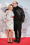 """JAvier Camara and Carmen Machi attend the """"Perdiendo El Norte"""" Movie Premiere at Capitol Cinema, Madrid,  Spain. March 05, 2015.(ALTERPHOTOS/)Carlos Dafonte)"""