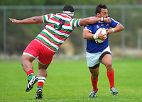 130413 Wellington Club Rugby - Wests Roosters v Hutt Old Boys Marist