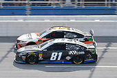 #81: Jeffrey Earnhardt, XCI Racing, Toyota Camry Xtreme Concepts and #95: Matt DiBenedetto, Leavine Family Racing, Toyota Camry Procore