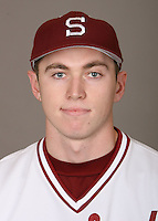 STANFORD, CA - JANUARY 7:  Chris Reed of the Stanford Cardinal baseball team poses for a headshot on January 7, 2009 in Stanford, California.