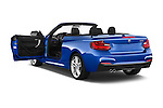 Car images of a 2015 BMW 2 Series 228i 2 Door Convertible Doors