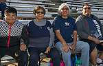 The Gibson Family during the Reno Rodeo Nevada Blue Night on Wednesday, June 26, 2019.