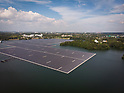Largest 13.7MZ Floating Solar Power Plant in Japan