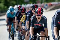 Michal Kwiatkowski (POL/INEOS Grenadiers)<br /> <br /> 73rd Critérium du Dauphiné 2021 (2.UWT)<br /> Stage 8 (Final) from La Léchère-Les-Bains to Les Gets (147km)<br /> <br /> ©kramon