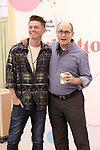 "Spencer Liff and James Lapine during the rehearsal performance of  ""Falsettos""  at the New Ripley Grier on January 25, 2019 in New York City."
