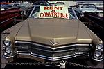 Rent A Convertible, La Brea Ave., 1977
