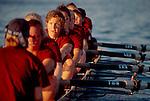 Rowing, Women's eight, Athletic intensity, women masters rowing, Seattle, Lake Washington Rowing Club,
