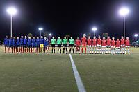 USWNT U-20 vs France, December 7, 2018