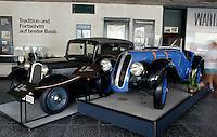 Deutschland, Thüringen, Automuseum in Eisenach