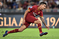 Lorenzo Pellegrini of AS Roma <br /> Roma 25-9-2019 Stadio Olimpico <br /> Football Serie A 2019/2020 <br /> AS Roma - Atalanta Bergamasca Calcio <br /> Foto Andrea Staccioli / Insidefoto