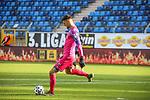 Fabijan Buntic (FC Ingolstadt, #24) im Spiel gegen SV Waldhof Mannheim beim Spiel in der 3. Liga, SV Waldhof Mannheim - FC Ingolstadt.<br /> <br /> Foto © PIX-Sportfotos *** Foto ist honorarpflichtig! *** Auf Anfrage in hoeherer Qualitaet/Aufloesung. Belegexemplar erbeten. Veroeffentlichung ausschliesslich fuer journalistisch-publizistische Zwecke. For editorial use only. DFL regulations prohibit any use of photographs as image sequences and/or quasi-video.