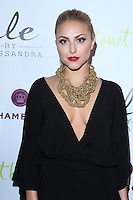 """BEVERLY HILLS, CA, USA - MARCH 13: Cassie Scerbo at the Alessandra Ambrosio Launch of """"ale by Alessandra"""" held at Planet Blue on March 13, 2014 in Beverly Hills, California, United States. (Photo by David Acosta/Celebrity Monitor)"""