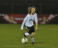 U17  Netherlands - U17 Germany : Michaela Brandenburg.foto DAVID CATRY / Vrouwenteam.be
