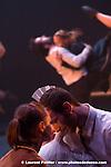 LARMES BLANCHES..Choregraphie : PRELJOCAJ Angelin..Compagnie : Compagnie Preljocaj..Lumiere : CHATELET Jacques..Costumes : GONCALVES Annick..Avec :..CHAPPAZ Gaelle..GRIMAUD Natacha..Lieu : Centre National de la danse..Ville : Pantin..Le : 14 04 2008....Copyright (c) 2008 by © Laurent Paillier/ www.photosdedanse.com. All rights reserved.