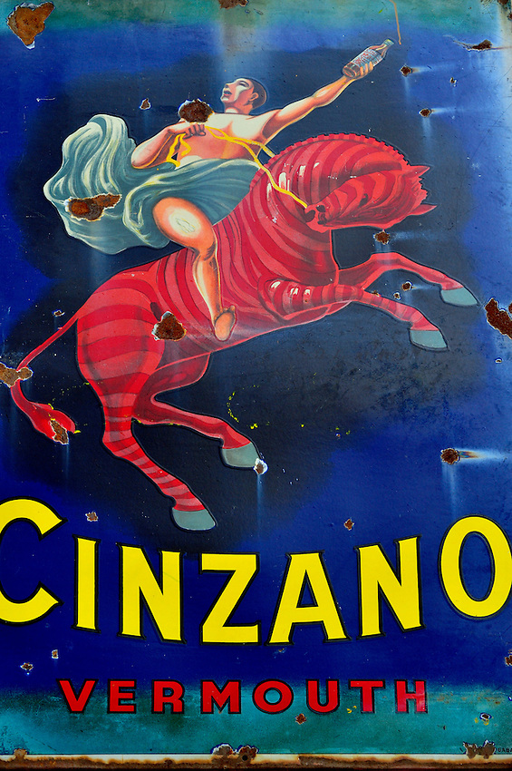 Ushuaia Street Scenes - Enamel Poster