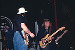 SAM KINISON Carl Labove jamming after hours at The Comedy Store