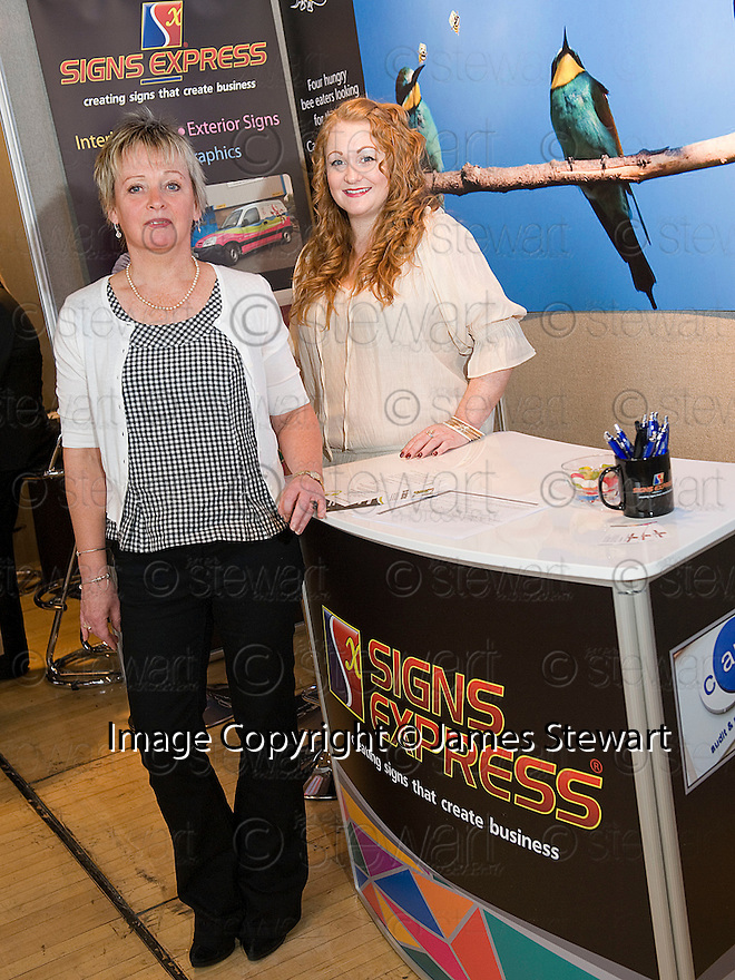 Falkirk Business Exhibition 2011<br /> Signs Express (Falkirk)