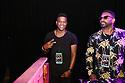 MIAMI GARDENS, FL - JUNE 06: Dj Sandman and Dj Irie attend Floyd Mayweather vs Logan Paul pre-fight VIP party at Hardrock stadium North Sildeline Club on June 6, 2021 in Miami Gardens, Florida.  ( Photo by Johnny Louis / jlnphotography.com )