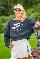 Almere, The Netherlands, September 12, 2018,  National Tennis Center, Joelle Lilly Sophie Steur (NED)<br /> Photo: Tennisimages/Henk Koster