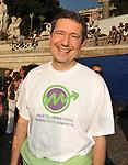 IGNAZIO MARINO<br /> MANIFESTAZIONE PER LA LIBERTA' DI STAMPA PROMOSSA DAL FNSI<br /> PIAZZA DEL POPOLO ROMA 2009