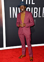 "LOS ANGELES, CA: 24, 2020: Wes Armstrong at the premiere of ""The Invisible Man"" at the TCL Chinese Theatre.<br /> Picture: Paul Smith/Featureflash"