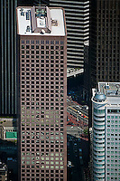 aerial photograph 1 Montgomery St office tower San Francisco