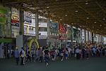 APR 26,2015: Track scene at Sha Tin in New Territories,Hong Kong. Kazushi Ishida/ESW/CSM