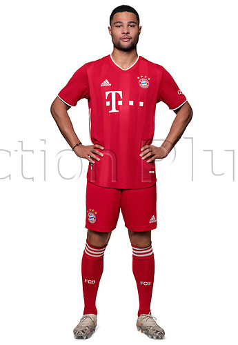 26th October 2020, Munich, Germany; Bayern Munich official seasons portraits for season 2020-21;  Serge Gnabry